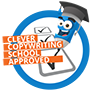 The clever copywriting school approved